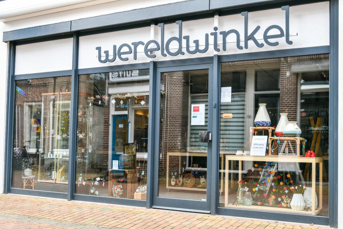 Wereldwinkel   winkeltjes    Ontdek Meppel   Weet wat er speelt.