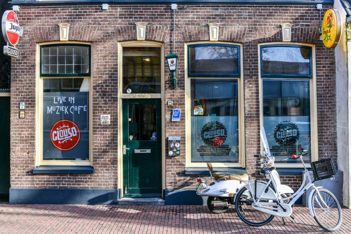 Muziekcafé Clouso | cafe's  | Ontdek Meppel | Weet wat er speelt.