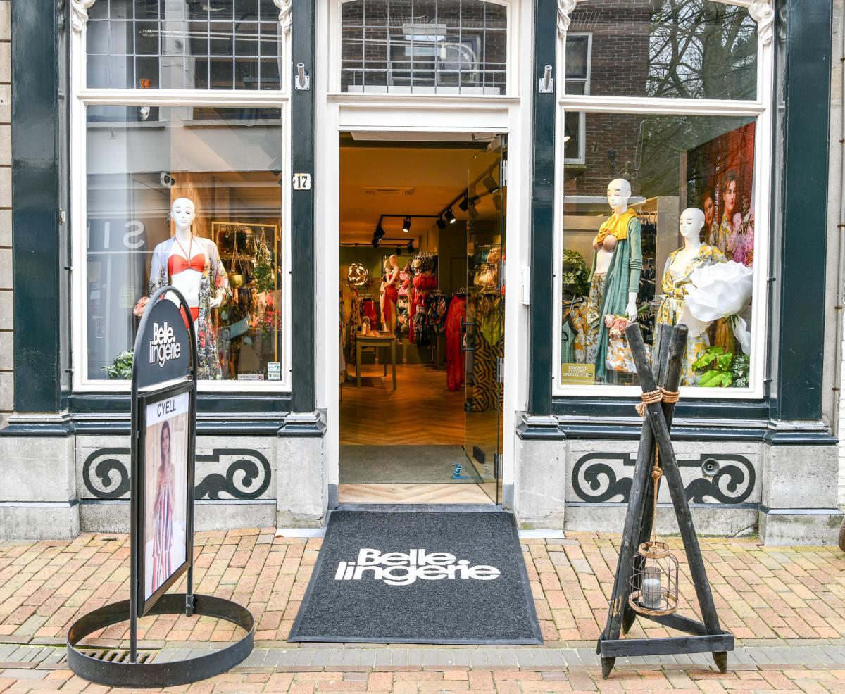 Belle Lingerie | winkeltjes  | Ontdek Meppel | Weet wat er speelt.