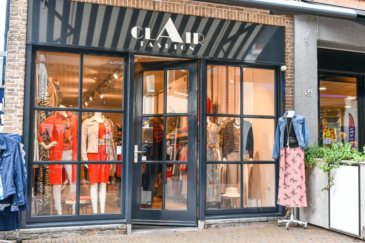Clair Fashion  | winkeltjes  | Ontdek Meppel | Weet wat er speelt.