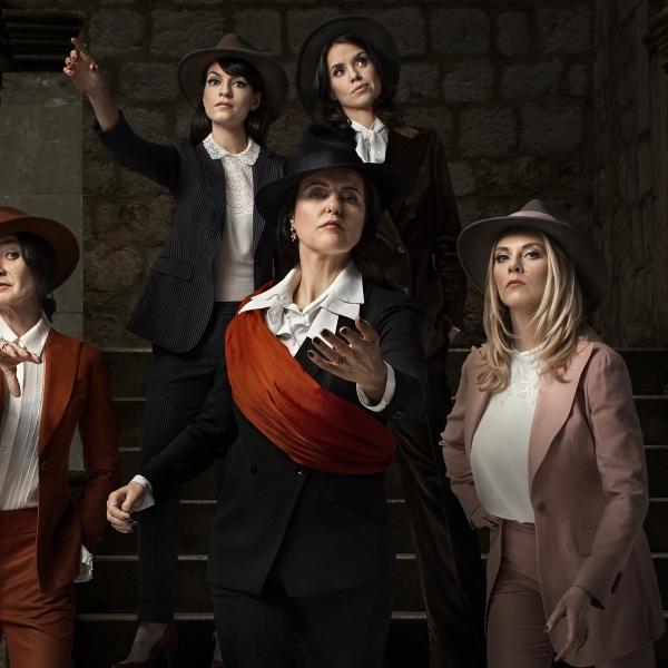 TONEEL: De Verleiders Female - theater | Ontdek Meppel | Weet wat er speelt.