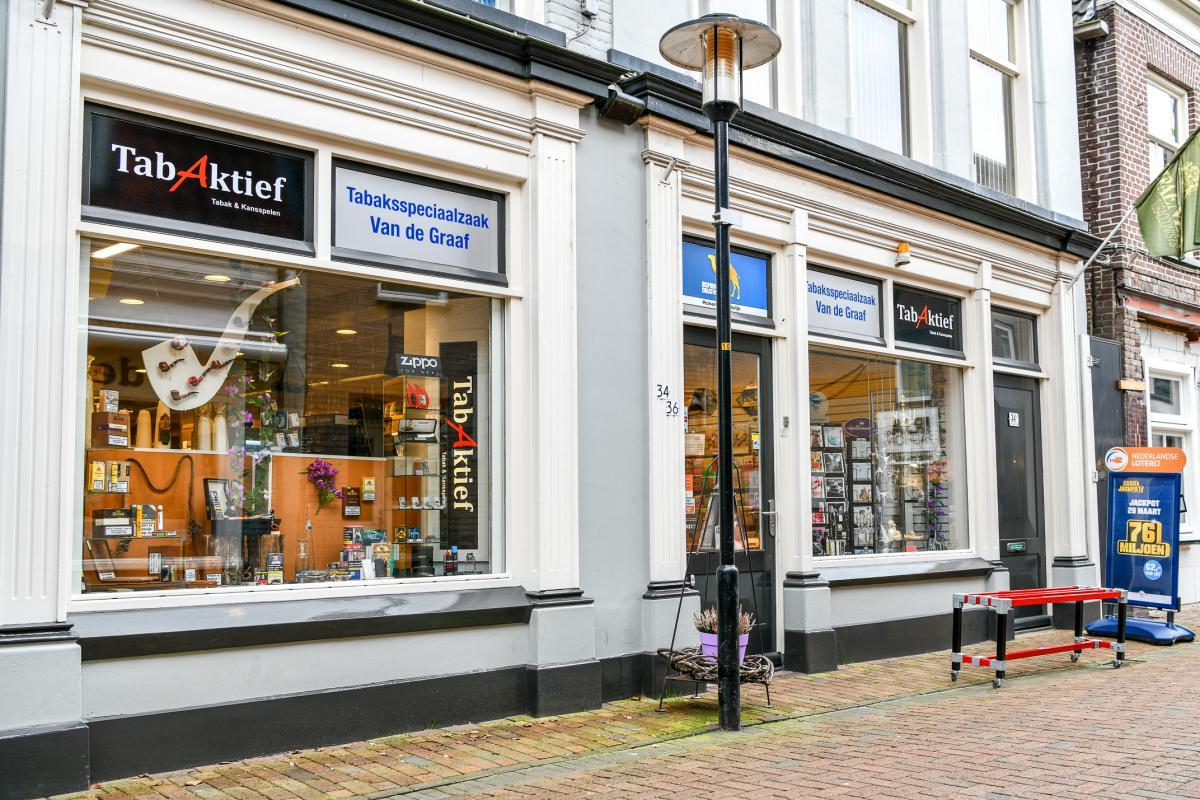 Tabaktief van de Graaf   winkeltjes    Ontdek Meppel   Weet wat er speelt.