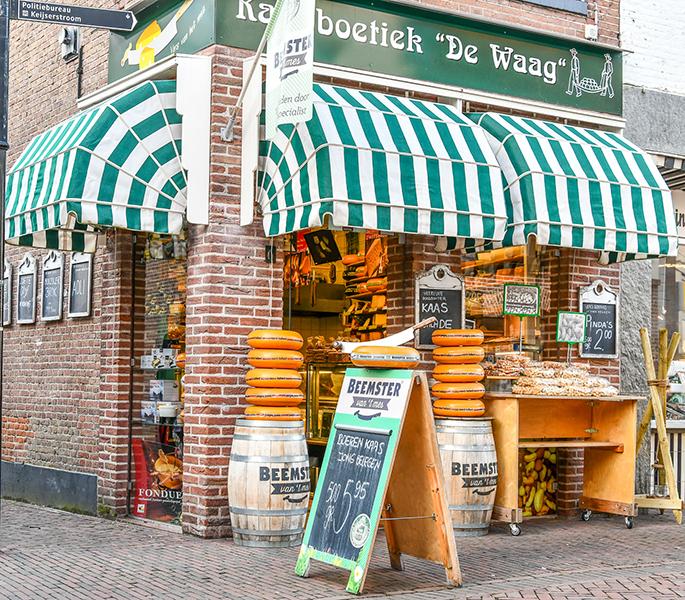 Kaasboetiek 'De Waag' | winkeltjes  | Ontdek Meppel | Weet wat er speelt.