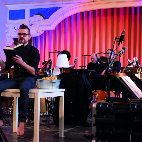 KLASSIEK: Nederlands Blazers Ensemble & Bart Moeyaert - theater | Ontdek Meppel | Weet wat er speelt.