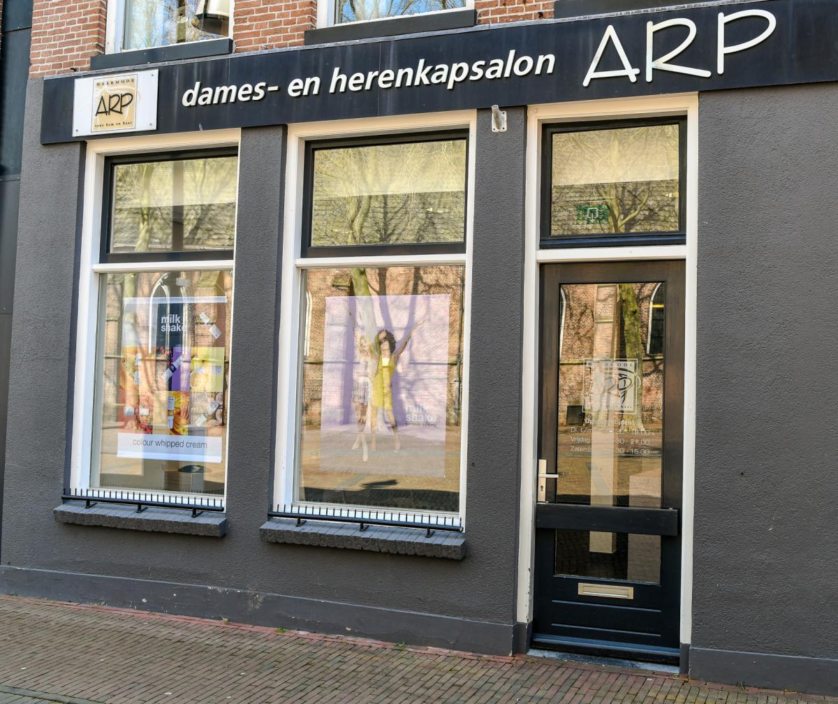 Arp Haarmode | winkeltjes  | Ontdek Meppel | Weet wat er speelt.