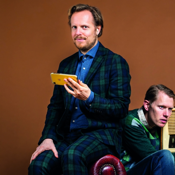 UITVERKOCHT: CABARET: Jan Beuving en Patrick Nederkoorn - theater   Ontdek Meppel   Weet wat er speelt.