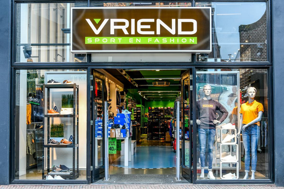 Vriend Sport en Fashion | winkeltjes  | Ontdek Meppel | Weet wat er speelt.