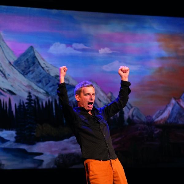 GEANNULEERD: CABARET: Lebbis - theater | Ontdek Meppel | Weet wat er speelt.