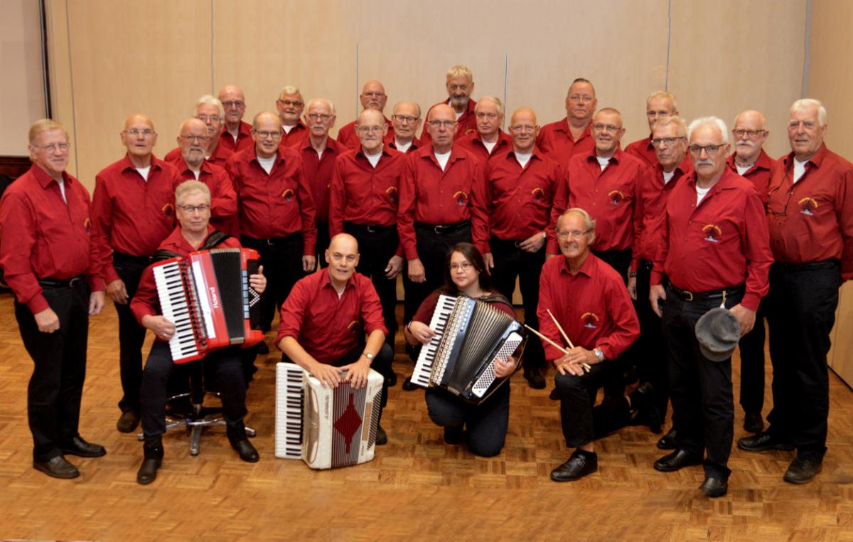 AFGELAST! Voorjaarsconcert Meppeler Muiters - concerten | Ontdek Meppel | Weet wat er speelt.