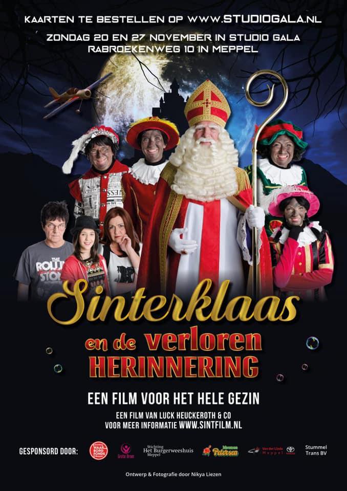 Sinterklaas films kijken - films | Ontdek Meppel | Weet wat er speelt.