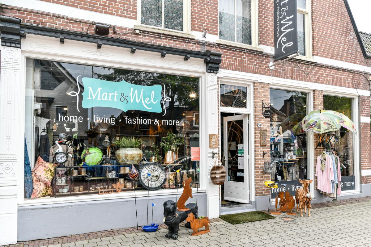 Mart & Mel | winkeltjes  | Ontdek Meppel | Weet wat er speelt.