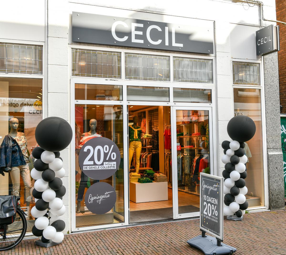 Cecil | winkeltjes  | Ontdek Meppel | Weet wat er speelt.