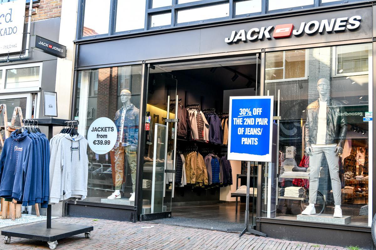 Jack & Jones | winkeltjes  | Ontdek Meppel | Weet wat er speelt.