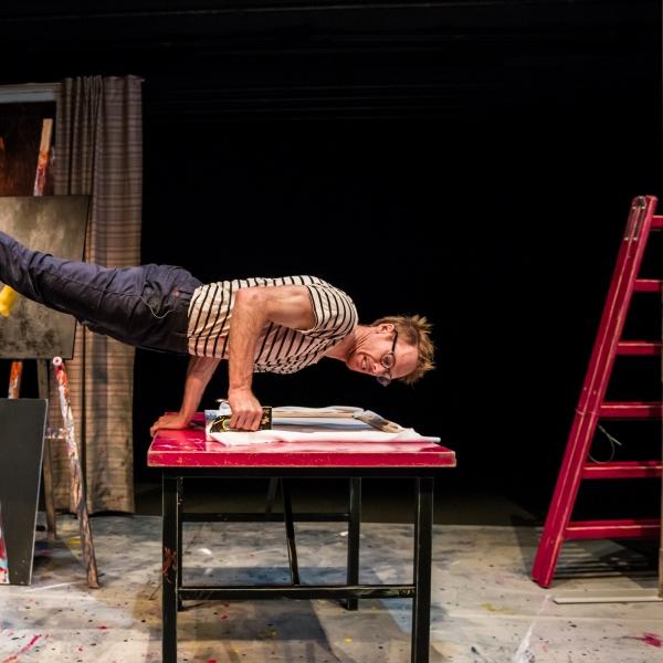 MUSICAL: The Artist - theater   Ontdek Meppel   Weet wat er speelt.