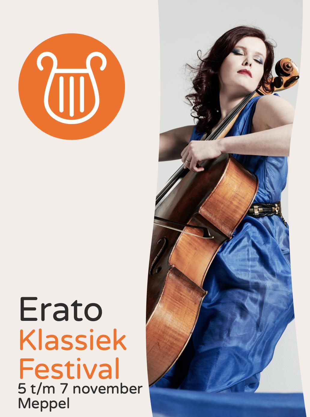 Erato Festival  - evenement   Ontdek Meppel   Weet wat er speelt.
