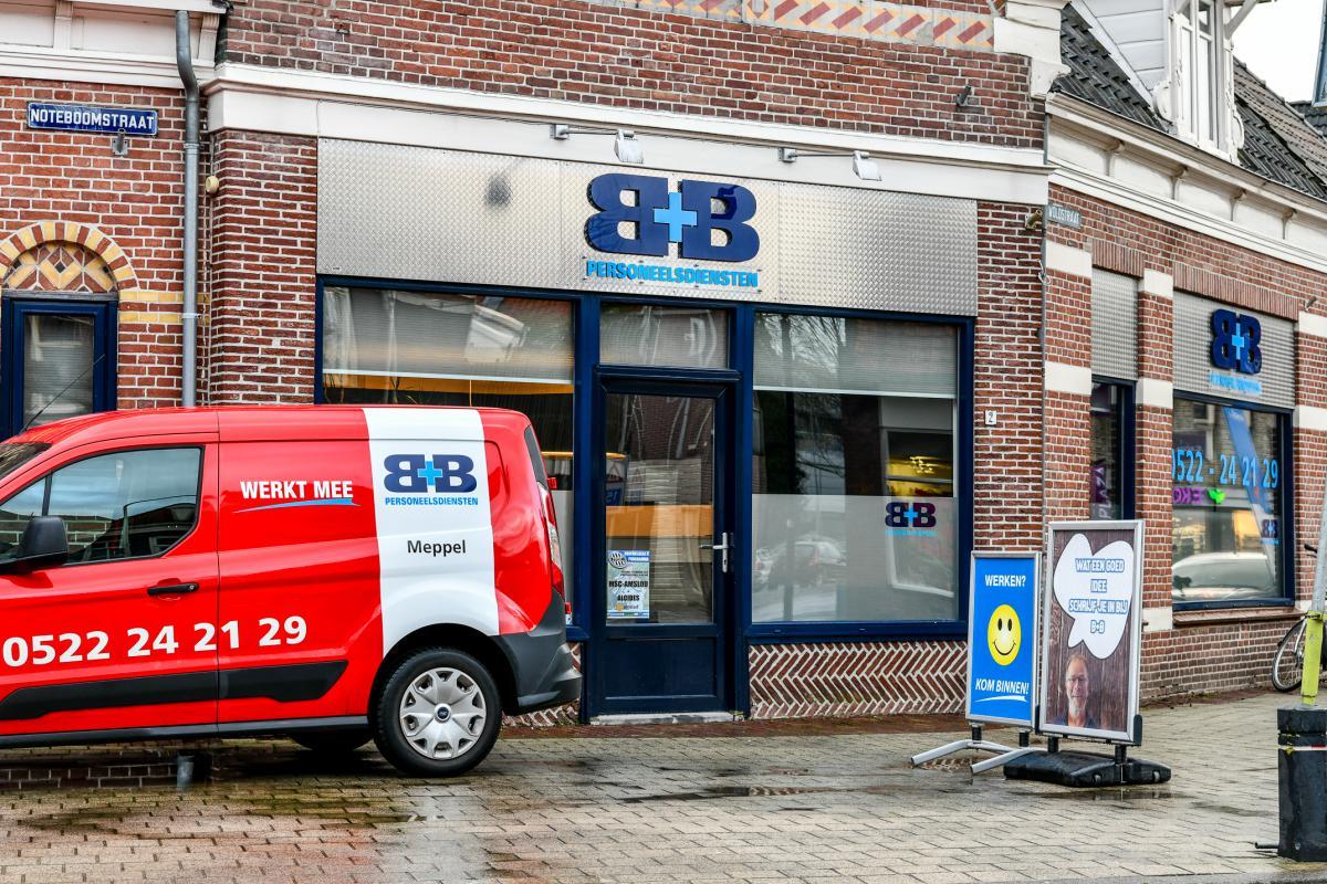 B&B Personeelsdiensten | winkeltjes  | Ontdek Meppel | Weet wat er speelt.