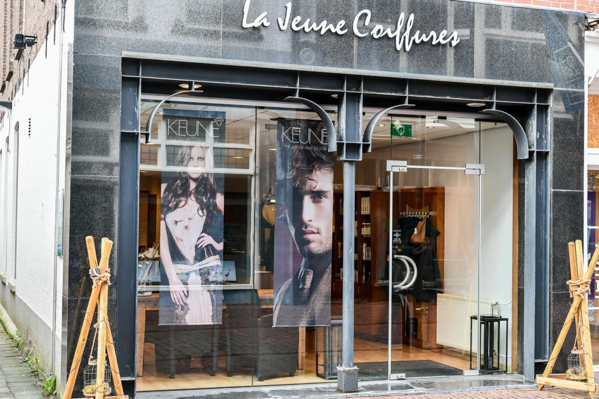 La Jeune Coiffures | winkeltjes  | Ontdek Meppel | Weet wat er speelt.
