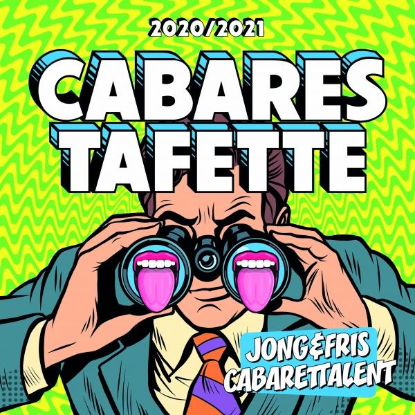 GEANNULEERD: CABARET: Cabarestafette - theater | Ontdek Meppel | Weet wat er speelt.