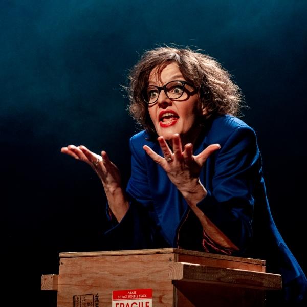 CABARET: Sanne Wallis de Vries - Kom - theater   Ontdek Meppel   Weet wat er speelt.