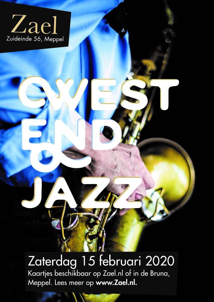 LIVE: Jazzconcert van WestendJ Jazz Combo - concerten | Ontdek Meppel | Weet wat er speelt.