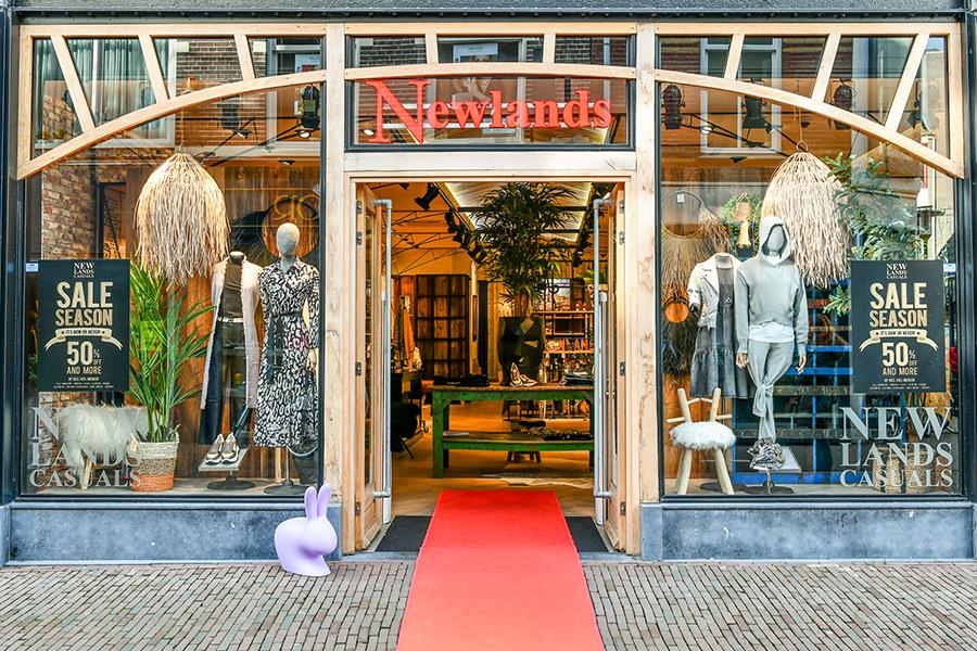 Newlands Casuals | winkeltjes  | Ontdek Meppel | Weet wat er speelt.