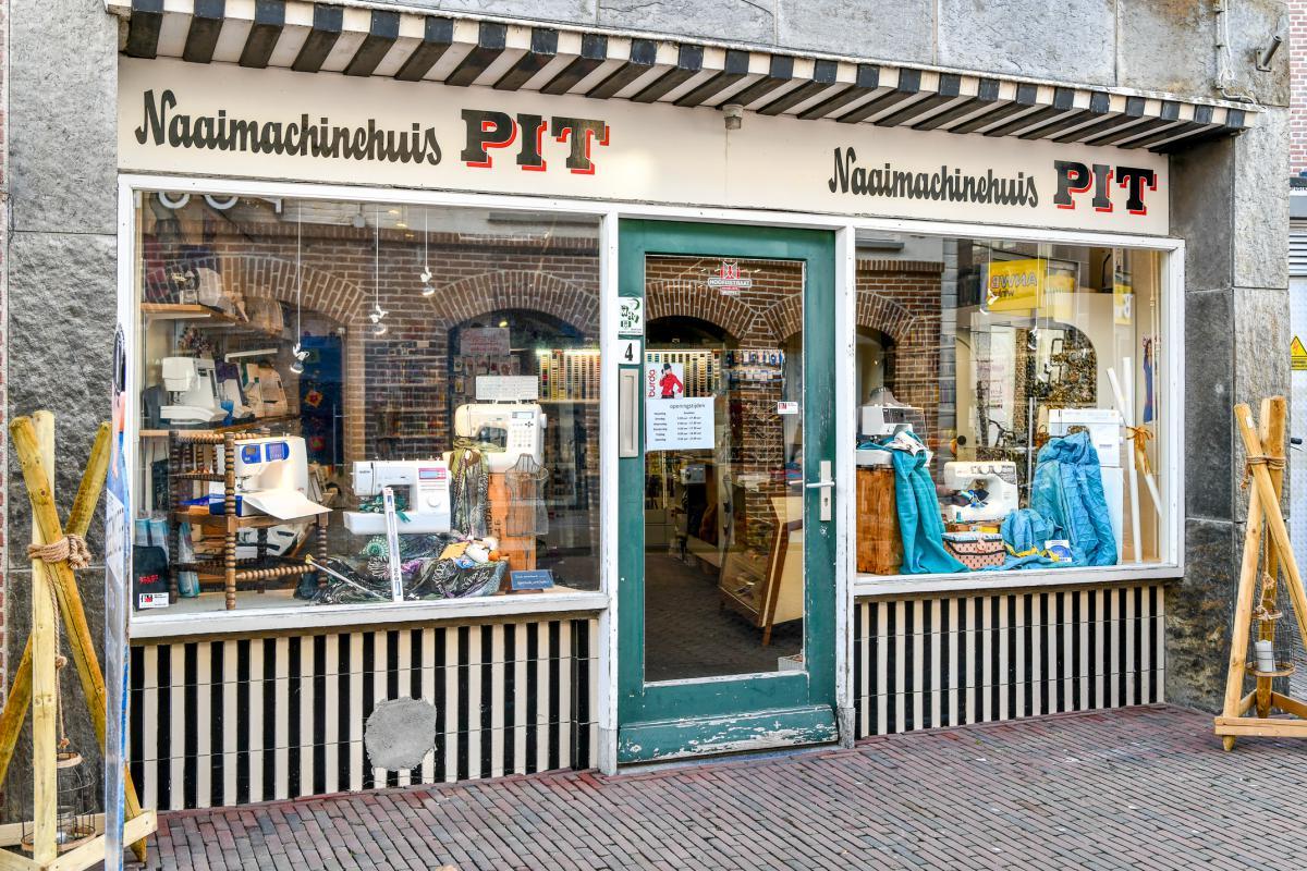 Varwijk Naaimachines | winkeltjes  | Ontdek Meppel | Weet wat er speelt.