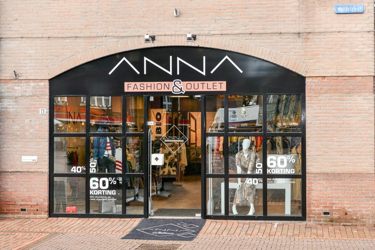 Anna Fashion & Outlet | winkeltjes  | Ontdek Meppel | Weet wat er speelt.